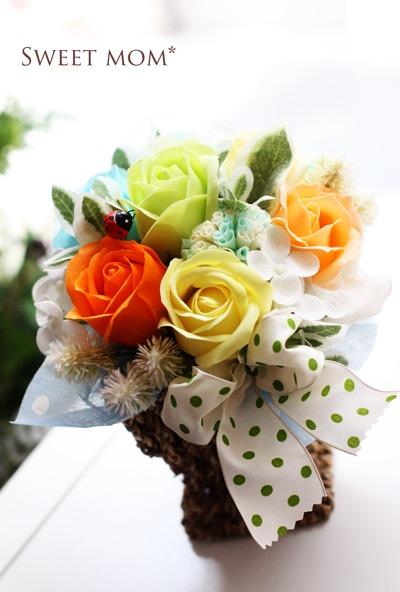 お見舞いのお花